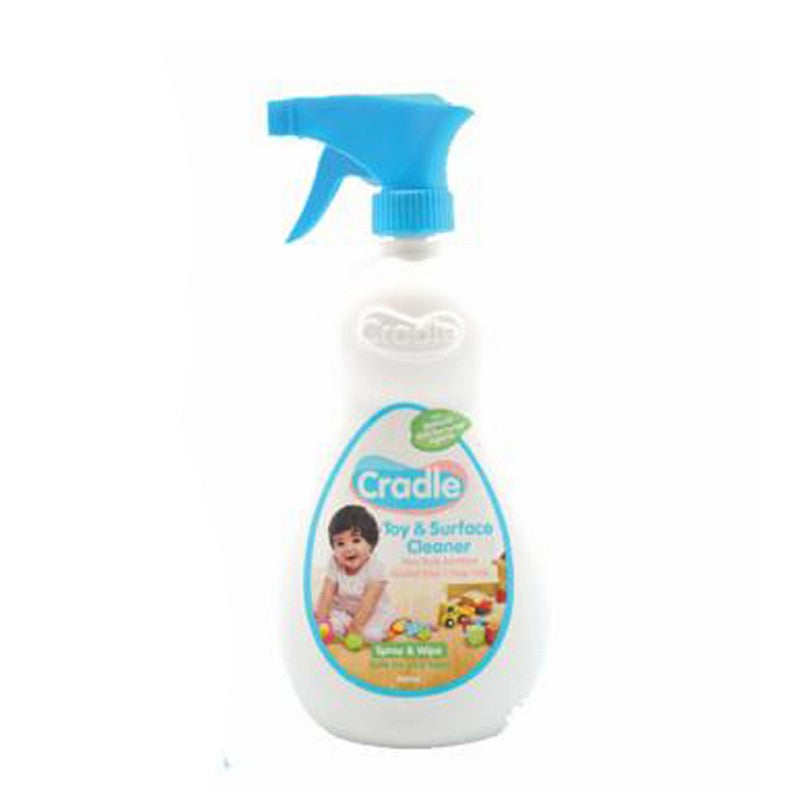 Cradle - Natural Toy & Surface Cleaner (4563298615330)