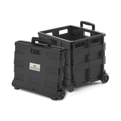 STRATELA - Clever Spaces Foldable Trolley Cart (Regular) (4820458635298) (4826084343842)