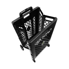 Load image into Gallery viewer, STRATELA - Clever Spaces Foldable Utility Cart (Tall) (4820458668066) (4826084016162)