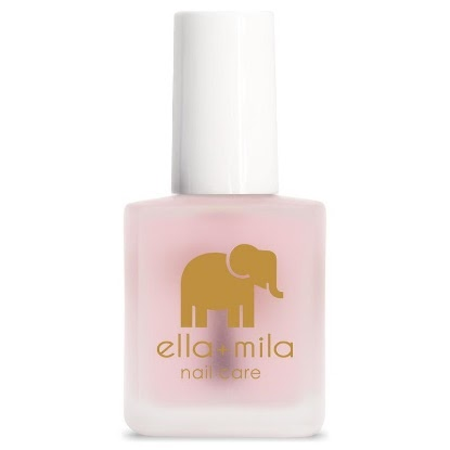 Clean Beauty Society - Ella+Mila Nail Strengthener (First Aid Kiss) (4625387192354)
