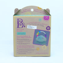 Load image into Gallery viewer, B. Toys - Rain- Glow Squeeze Light- Up Cloud Rattle (4539064942626)
