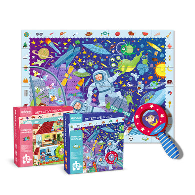 Baby Prime - Mideer Detective Puzzles (In Space) (4816477257762)