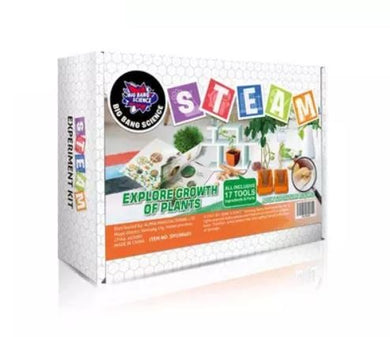 Hello Happy Nina - Big Bang Science STEAM Experiment Kit (Explore Growth of Plants) (4828421357602)