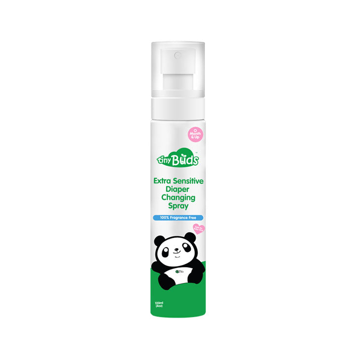 Tiny Buds - Extra Sensitive Natural Diaper Changing Spray (4621262520354)