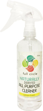 Full Circle - Naturally-Derived All Purpose Cleaner 500ml (4530179538978)