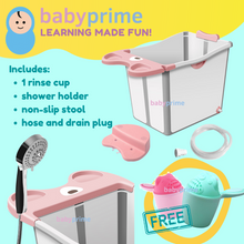 Load image into Gallery viewer, Baby Prime - Foldable Tub (4533811216418)