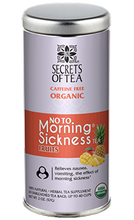 Load image into Gallery viewer, The Conscious Mama - Secrets of Tea No To Morning Sickness Tea (4851964510242)