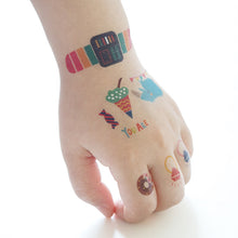 Load image into Gallery viewer, Bebe Bata - Joan Miro Temporary Tattoos & Nail Stickers (4625690591266)