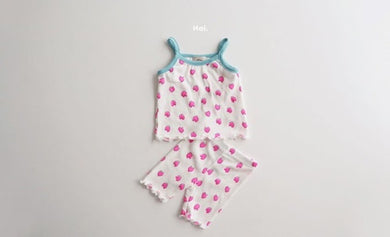 Oh, Holiday! PH - HEI Heart Easywear Pajama Set (4616294006818)