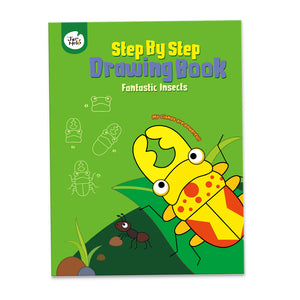 Bebe Bata - Joan Miro Step by Step Drawing Book (4625687085090)