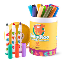 Load image into Gallery viewer, Bebe Bata - Joan Miro Washable Markers (4625684496418)