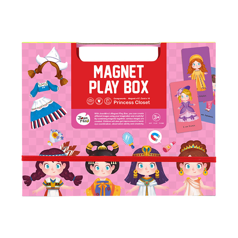 Bebe Bata - Joan Miro Magnet Play Box (4614388285474)
