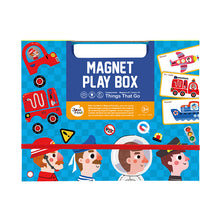 Load image into Gallery viewer, Bebe Bata - Joan Miro Magnet Play Box (4614388285474)