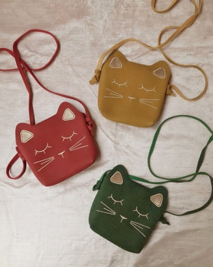 Oh, Holiday! PH - Kitty Suede Sling Bag (4616294498338)
