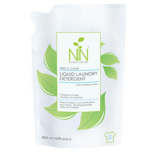 Load image into Gallery viewer, Nature to Nurture - Liquid Laundry Detergent (4564295778338)