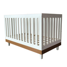 Load image into Gallery viewer, Cuddlebug - Madison 3 in 1 Convertible Crib (4550045630498)