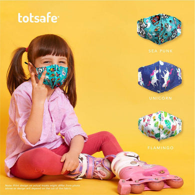 STRATELA - Totsafe Lifestyle Mask (with 3 filters) (4820458831906) (4826083229730)