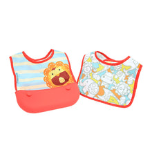 Load image into Gallery viewer, Marcus & Marcus - Travel Bib (Set of 2) (4517567987746)