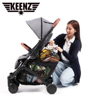 Keenz - Air Plus 2.0 Stroller + FREE Stroller Hook (4510787731490)
