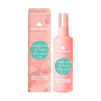 Buds and Blooms - Breastfeeding and Pump Lubrication Oil (4517488099362)