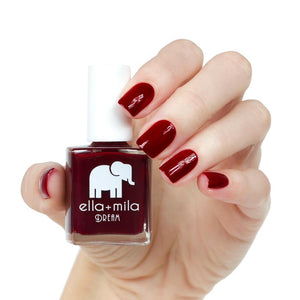 Clean Beauty Society - Ella+Mila Nail Polish 13.3ml (4532357234722)