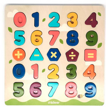 Load image into Gallery viewer, Baby Prime - Mideer Wooden Magnetic Puzzle (4816477290530)