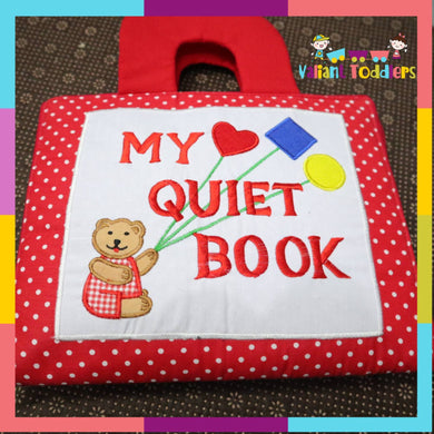 Valiant Toddlers - Cloth Books (4560790913058)