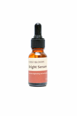 First Bloom - Bright Serum (4601179766818)