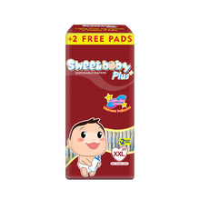 Load image into Gallery viewer, Sweetbaby - Sweetbaby Plus Big Pack Diapers (4561333485602)