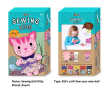 Load image into Gallery viewer, Clean Beauty Society - Avenir Sewing Doll (4532351107106)