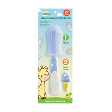 Load image into Gallery viewer, Tiny Buds - Silicone Baby Bottle Brush (4514008170530)