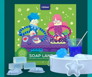 Baby Prime - Mideer Science Experiments:  Soap Land (4816479158306)