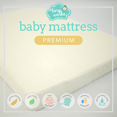 Tiny Winks - Premium Crib Mattress (4510852186146)