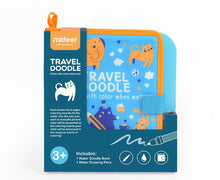 Load image into Gallery viewer, Baby Prime - Mideer Travel Doodle Book -Pink (4816478535714)