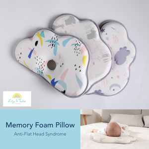 Lily and Tucker Studios - Memory Foam Pillow (4563072024610)