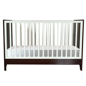 Cuddlebug - Vernon 3 in 1 Convertible Crib (4549528322082)