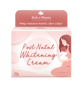 Buds and Blooms - Post Natal Whitening Cream 30g (6543519842338)