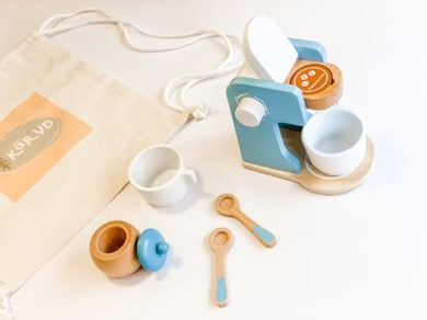 Kärvd MNL - Wooden Pod Coffee Play Set (4820458405922)