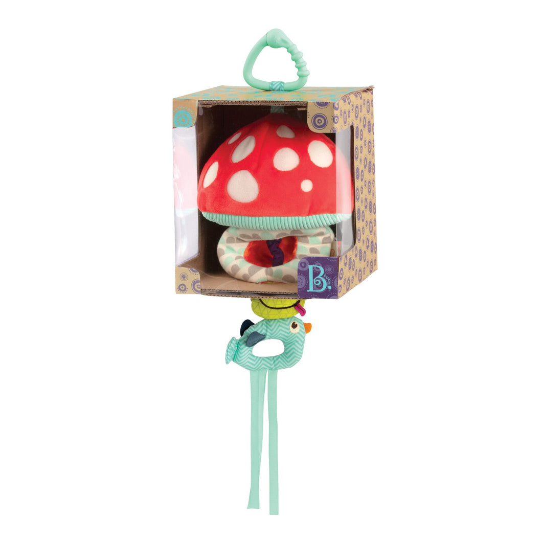 B. Toys - Magical Mellow-Zzzs Toadstool Music Box with Lights (4539053867042)