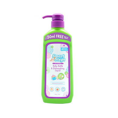 Smart Steps - Baby Bottle and Dishwashing Liquid Bottle (4563307364386)
