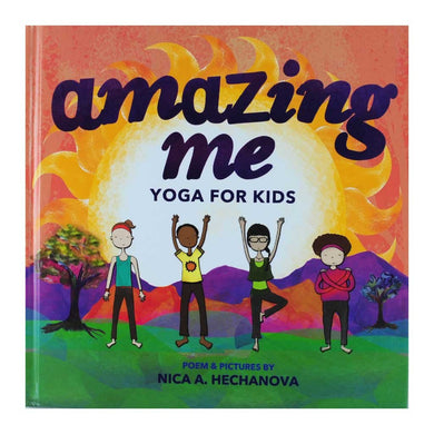 Amazing Me - Yoga Book (4796843982882)