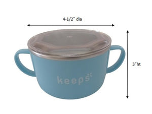 LunchBreak Keeps - BabyKeeps First Feeding Essentials Set (4530235539490)