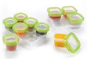 OXO Tot - Baby Blocks Freezer Storage Containers Promo Pack (4509011509282)