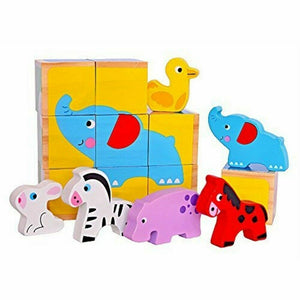 Baby Prime - Block Puzzle and Animal (4591961604130)