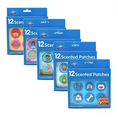 Smart Steps - Stages Scented Patches (4563310444578)
