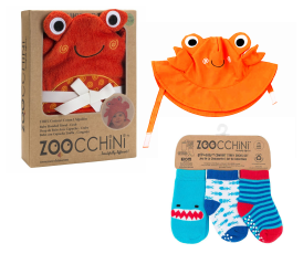 Zoocchini - Summer Essentials Bundle (4514256257058)