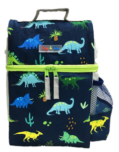 Lily and Tucker Studios - Insulated 3-Way Lunch Bag/Backpack (4518371393570)