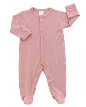 Load image into Gallery viewer, Bamberry - Bamboo Footed Romper (4560855367714)