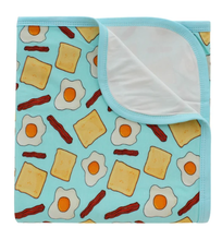 Load image into Gallery viewer, Bamberry - Bamboo Stretch Swaddle (Food Series) (4560854319138)