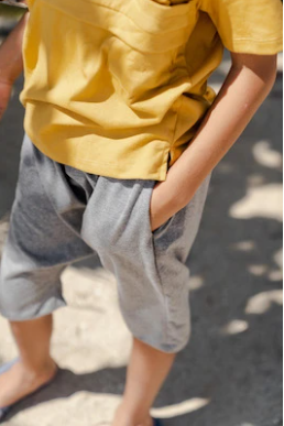 Elementary Basics - Summer No. 6 Shorts (4539703590946)